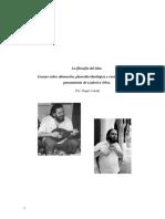 Filosofia Del Lobo. Alienacion Plusvalia Ideologica y Contracultura en El Pensamiento de Ludovico Silva