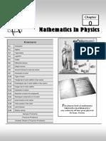 Mathematics in Physics