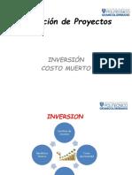 INVERSIONES Y COSTO MUERTO