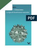 Lakatos Imre - Pruebas Y Refutaciones - La Logica Del Descubrimiento Matematico.doc