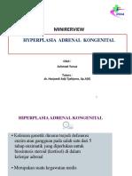 Hiperplasia Adrenal Kongenital