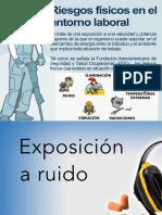 EXPOSICION DE RIESGOS FISICOS