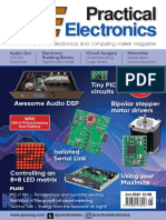 Practical Electronics Magazine  January 2020
