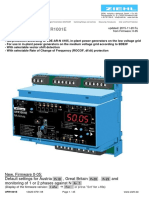 UFR1001E Operating Manual