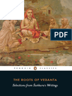 Sankara - The Roots of Vedanta Selections From Sankara's Writings - 2012