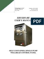 XH5-Hydraulic-Wellhead-Control-Panel-Manual-2018a
