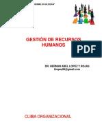 GESTION DE RECURSOS HUMANO