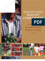 Healthy Food Healthy Communities