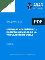 Boletín_Oficial_2.010-11-25-Administración_Nacional_de_Aviación_Civil-Resolución_980_2.010-Anexo_06-RAAC_Parte_65-Personal_aeronáutico_excepto_miembros_de_la_tripulación_de_vuelo