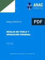 Boletín_Oficial_2.010-11-25-Administración_Nacional_de_Aviación_Civil-Resolución_980_2.010-Anexo_08-RAAC_Parte_91-Reglas_de_Vuelo_y_Operación_General