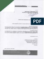 Solicitud a Decanato UTC
