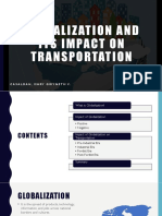 GLOBALIZATION AND ITS IMPACT ON TRANSPORTATION.pptx