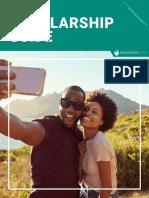 Scholarship Guide 2019 2020 English