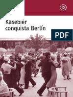 Kasebier Conquista Berlin - Gabriele Tergit