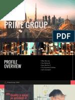 Prime Group Omnibus Presentation