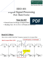 EEO 401 Note Set 27