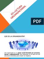 estructura orgaanizacional - copia