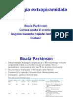 Patologia extrapiramidala 2018 text