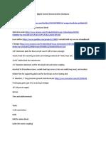 User's Manual - Digital PID Control Demonstration