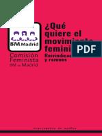 Movimiento Feminista 8M