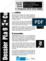 Dossier Pla 9 - Codi 66