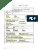Peer to Peer Classroom Observation Form (1)