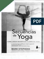 Libro Secuencias de Yoga