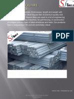 Steel Square Bar PPT (2)