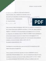 Denuncia Contra El Sanatorio Privado Modelo s.r.l.