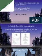 Harry Potter Lesson KS2