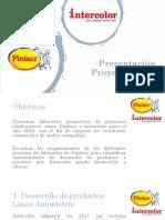 Presentación Pintuco - Intercolor