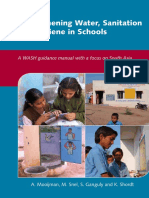 Hygiene in Schools- A WASH Guidance Manual With a Focus on South Asia