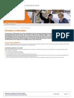 Formation Et Information