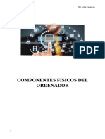 Componentes Físicos Del Ordenador