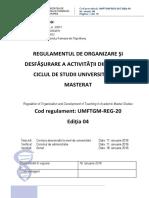 UMFTGM-REG-20