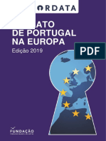 Retrato de Portugal na Europa 2019 [Pordata]