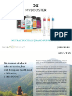 Fortivitum NutraVita Brochure