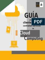 GUÍA de Computing Cloud para clientes que contraten servicios