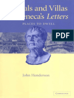 John Henderson - Morals and Villas in Seneca's Letters_ Places to Dwell-Cambridge University Press (2004).pdf