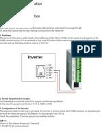 PLC – VFD Comunication – Delta Industrial Automation