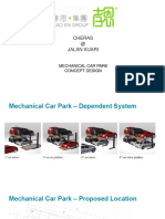 8470-1 Mechanical Car Park & Electric Charger