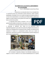 APOYO DE LA FUERZA ARMADA DE EL SALVADOR AL MANTENIMIENTO DE LA PAZ INTERNA
