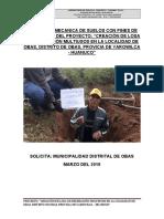 informe de suelos