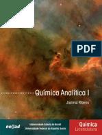 Livro Química Analítica I_Josimar Ribeiro.pdf