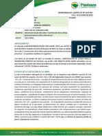 065_Informe de estado de obra Letras Pastaza