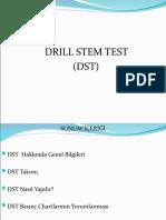 DST Sunum Petrol