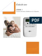 Manual Contador Electricidad CERM1
