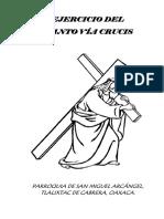 Via Crucis Imprimir
