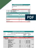 Resumen de Presupuesto de Obra