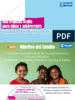 Estudio Sobre Uniones Forzosas en América Latina- Débora Cobar Plan International